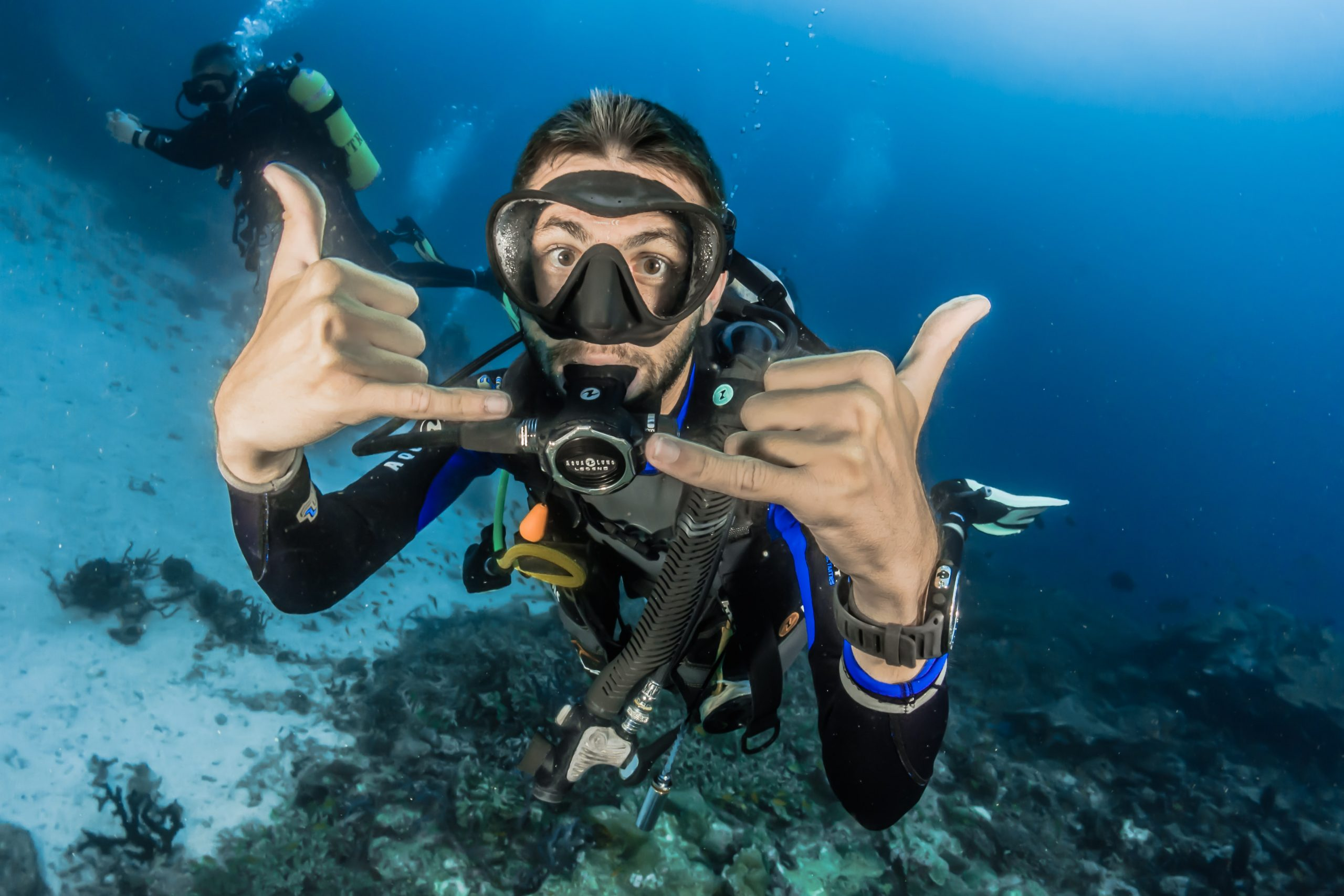 sebastian pena lambarri 44r12Ck CoI unsplash scaled - Scuba Diving: All You Need To Know About It